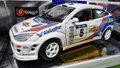 FORD FOCUS WRC 5 MARTINI RALLY 1/18 BURAGO 3328