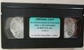 Burg Video, De RTM in heden en verleden deel2: Motortrams, ca. 50 minuten  VHS video tape. VP 1126. In plastic opbergdoos zonde