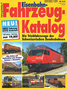 1980811 Fahtzeug-Katalog. Die Triebfahrzeuge der Schweizerischen Bundesbahnen
